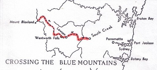 Blue Mountains History in Detail